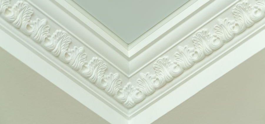 Paint Trim and Crown Molding